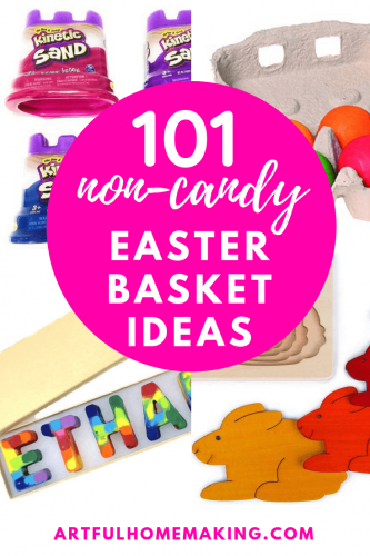 No Candy Easter Ideas