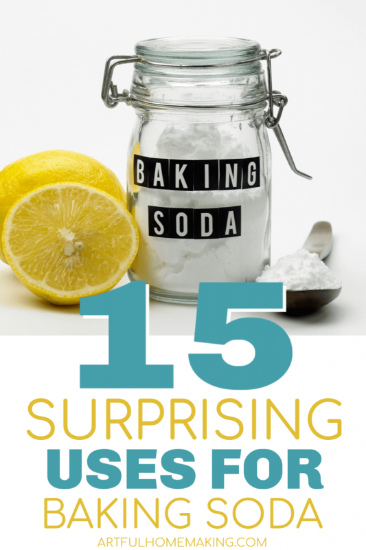 15 Surprising Uses for Baking Soda
