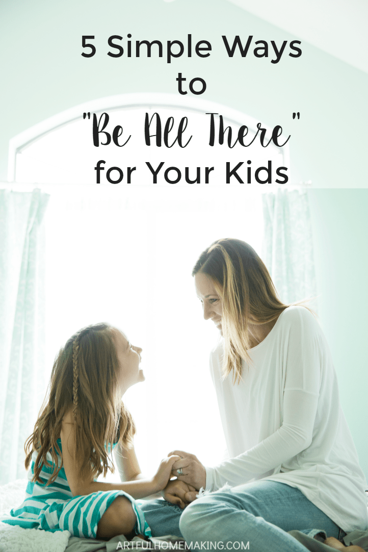 These 5 things have really drawn me closer to my kids!