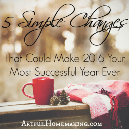 5 Things I'm Doing Differently in 2016