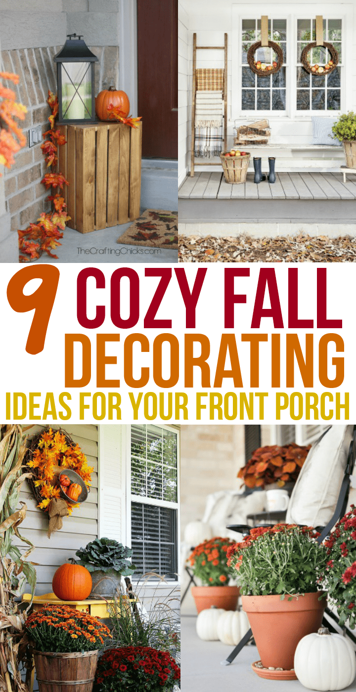 9 Cozy Fall Porch Ideas To Decorate Your Home Artful