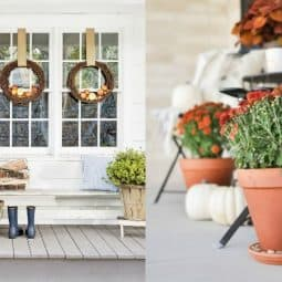 9 Cozy Fall Porch Ideas to Decorate Your Home
