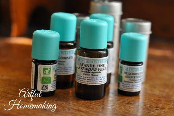 florihana essential oils