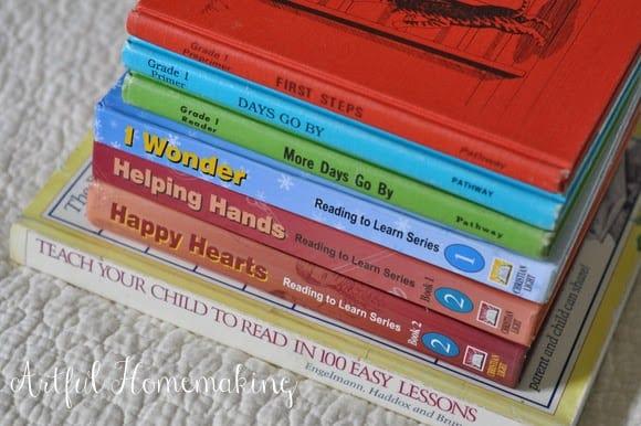 how I teach reading