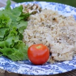 Make Simple Meals {Day 27}