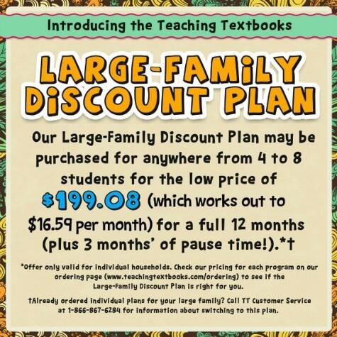 best homeschool math teaching textbooks