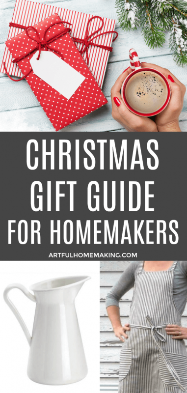 Gift Guide for Homemakers