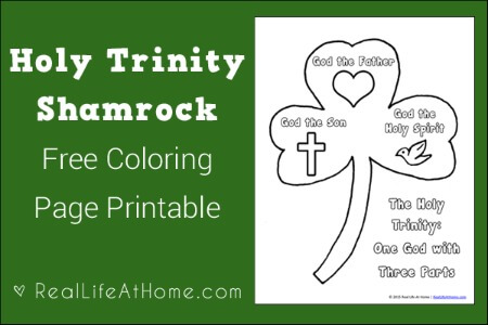 St. Patrick\'s Day Coloring Pages and Free Printables - Artful Homemaking