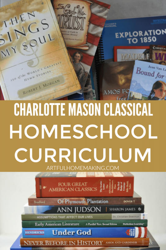 Our Homeschool Curriculum Choices