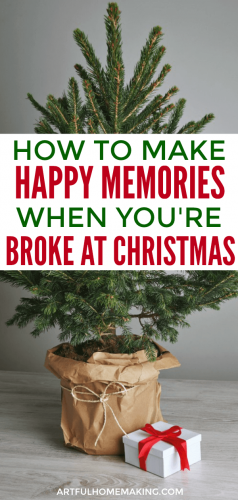 When You're Broke at Christmas
