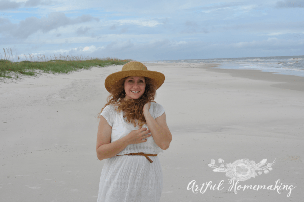 what I wore beach edition