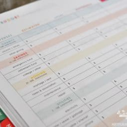 The Planner That Helped Us Control Our Budget