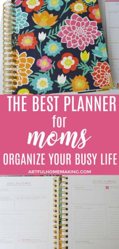 best planner for homemakers