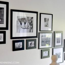 How to Hang a Gallery Wall the Easy Way