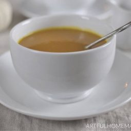 Butternut Squash Soup Simple Recipe