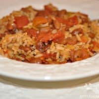 carribean beans and rice