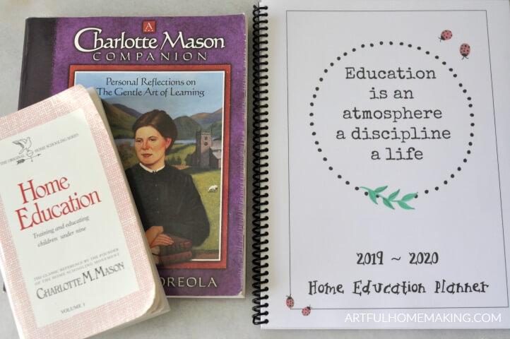 charlotte mason books