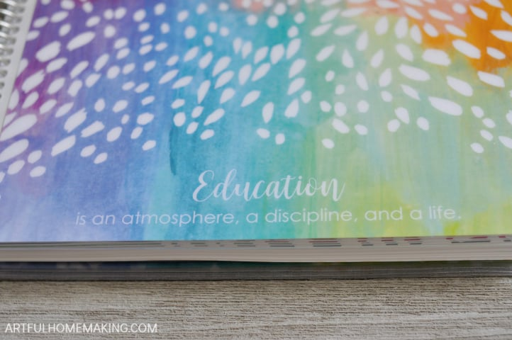 erin condren homeschool teacher lesson planner