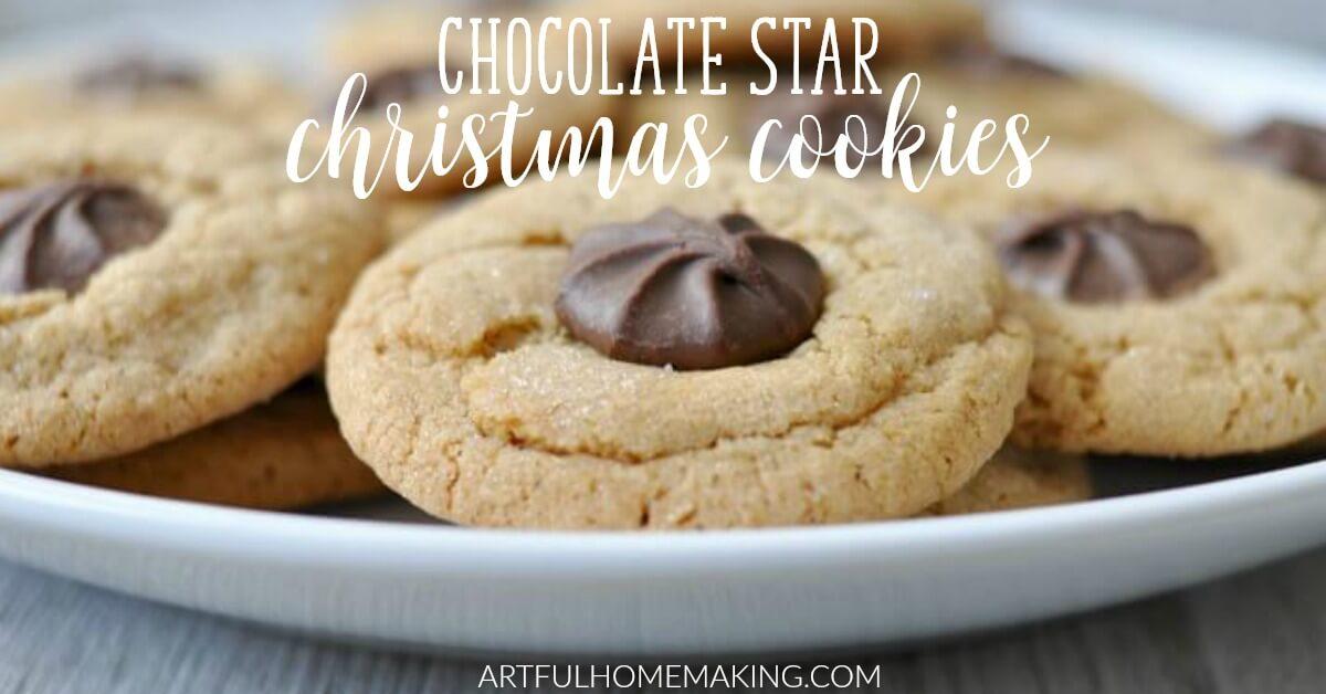 Stauffers Christmas Star Cookies Chocolate Mdazan Mosnewyear Site