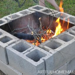 How to Make Your Own Fire Pit