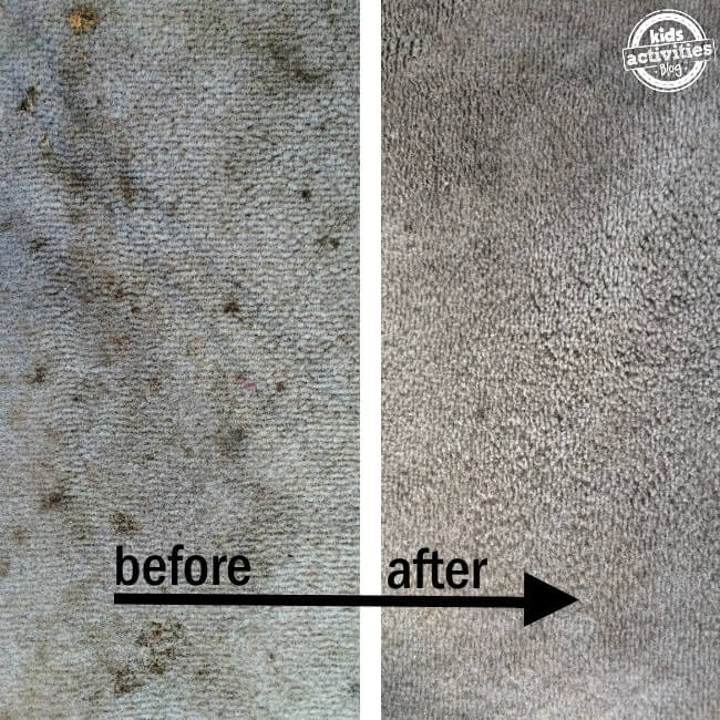 diy carpet cleaner