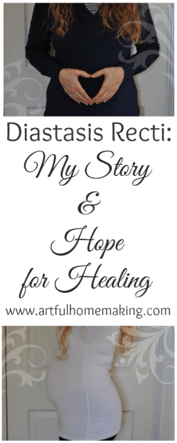 Heating Diastasis Recti