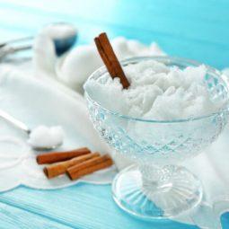 How to Make Snow Ice Cream Easy Recipe