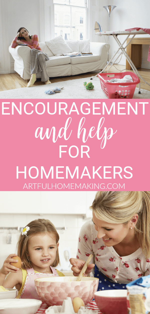 Encouragement and Help for Homemakers