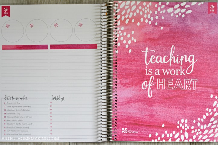 erin condren homeschool planner