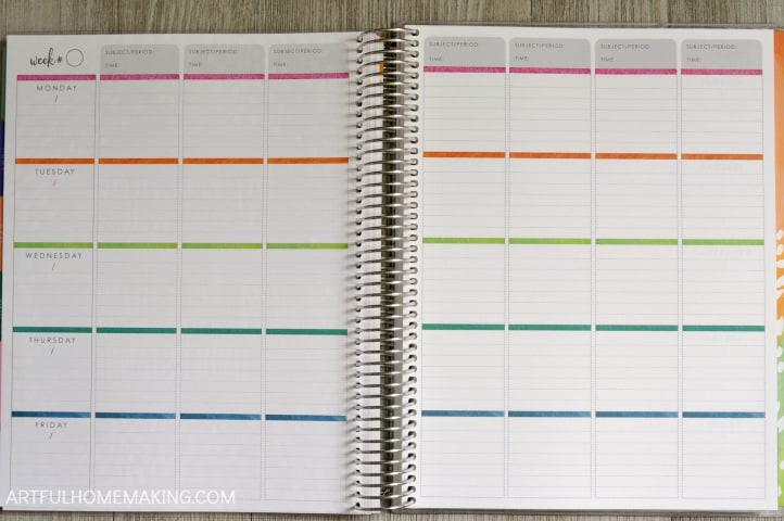 erin condren lesson planning pages