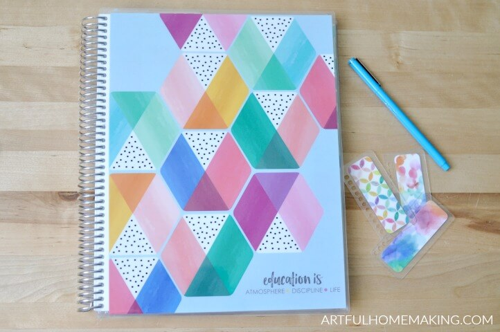 erin condren homeschool teacher planner