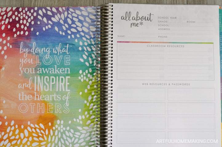 erin condren teacher lesson planner review