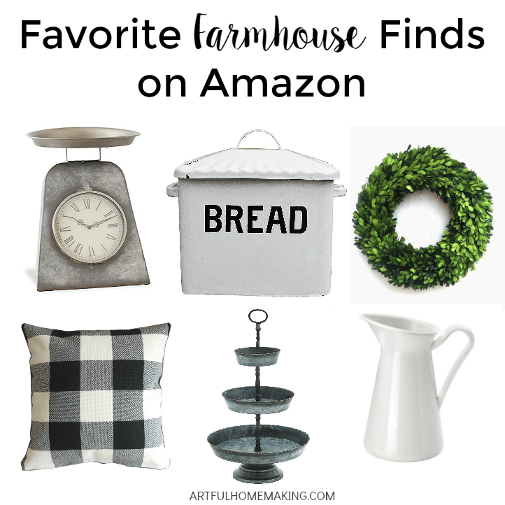 Favorite Farmhouse Finds