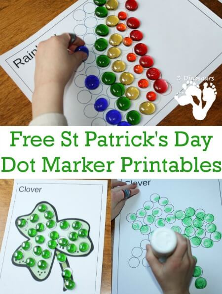 St Patrick 39 s Day Coloring Pages and Free Printables