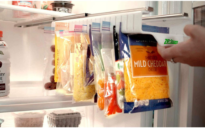 fridge bag holder