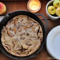 German Apple Pancake Recipe
