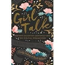 girl talk book for moms and daughters