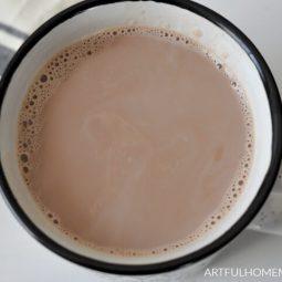 Easy Healthy Hot Cocoa Recipe