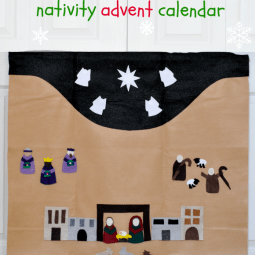 Heart Felt Truths Nativity Advent Calendar Review + Promo Code!