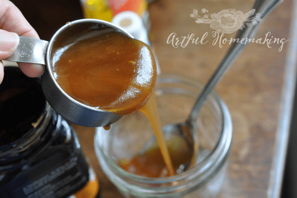 diy honey face mask