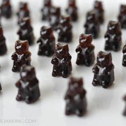 Elderberry Syrup Gummies Easy Recipe