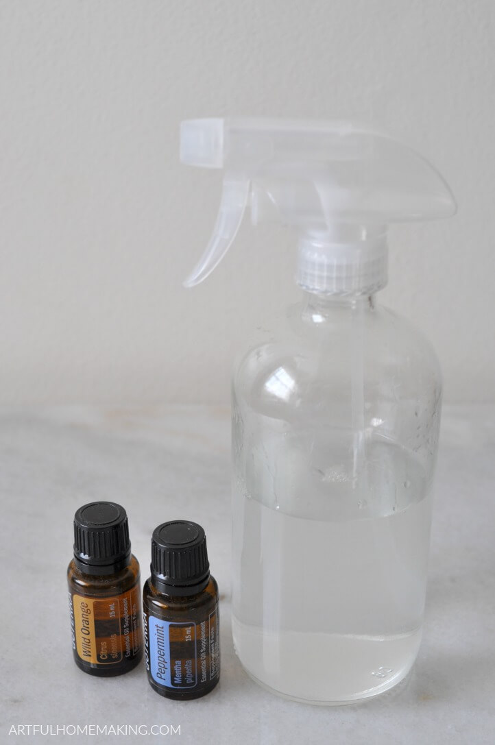 Essential Oil Air Freshener (Homemade