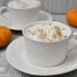 Homemade Pumpkin Spice Latte Recipe