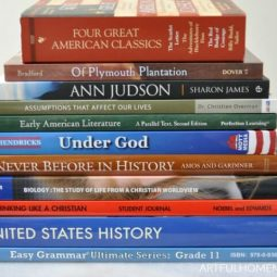 Homeschool Curriculum Choices 2020-2021