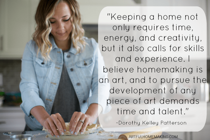 homemaking quote