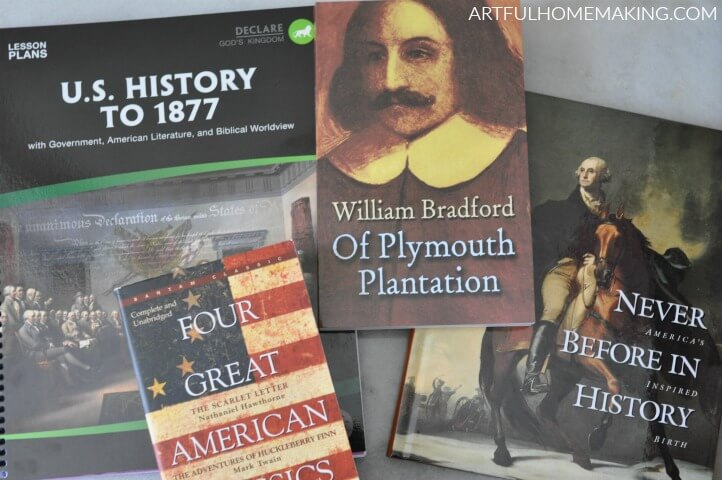 homeschool curriculum books