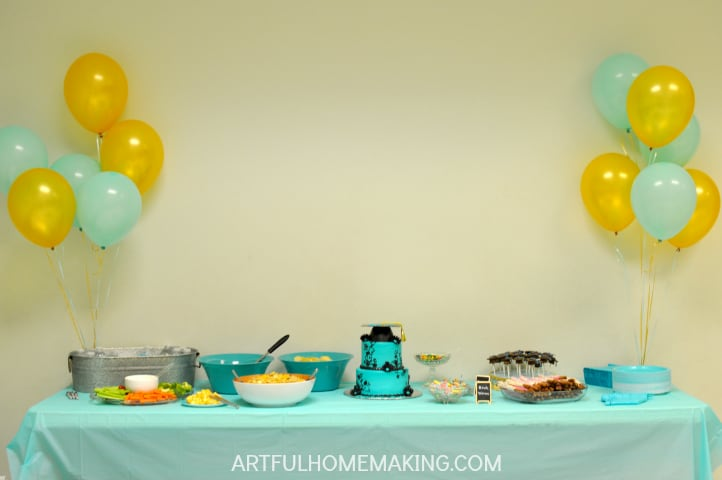 homeschool graduation party