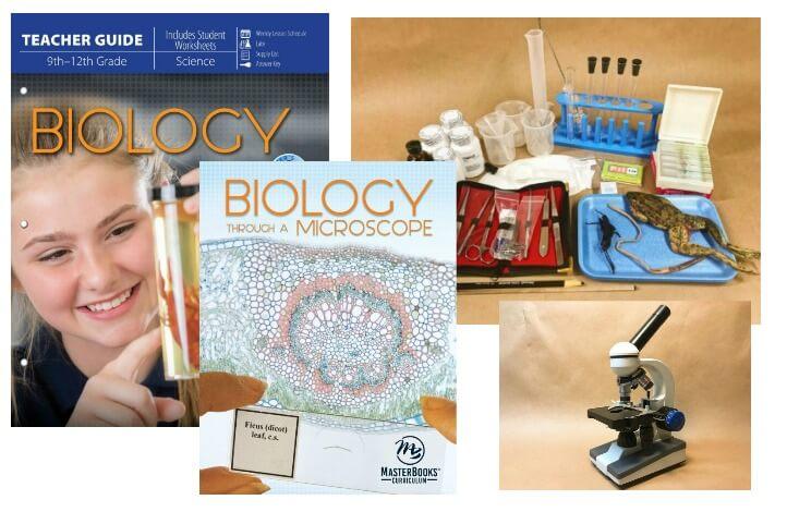 homeschool high school science