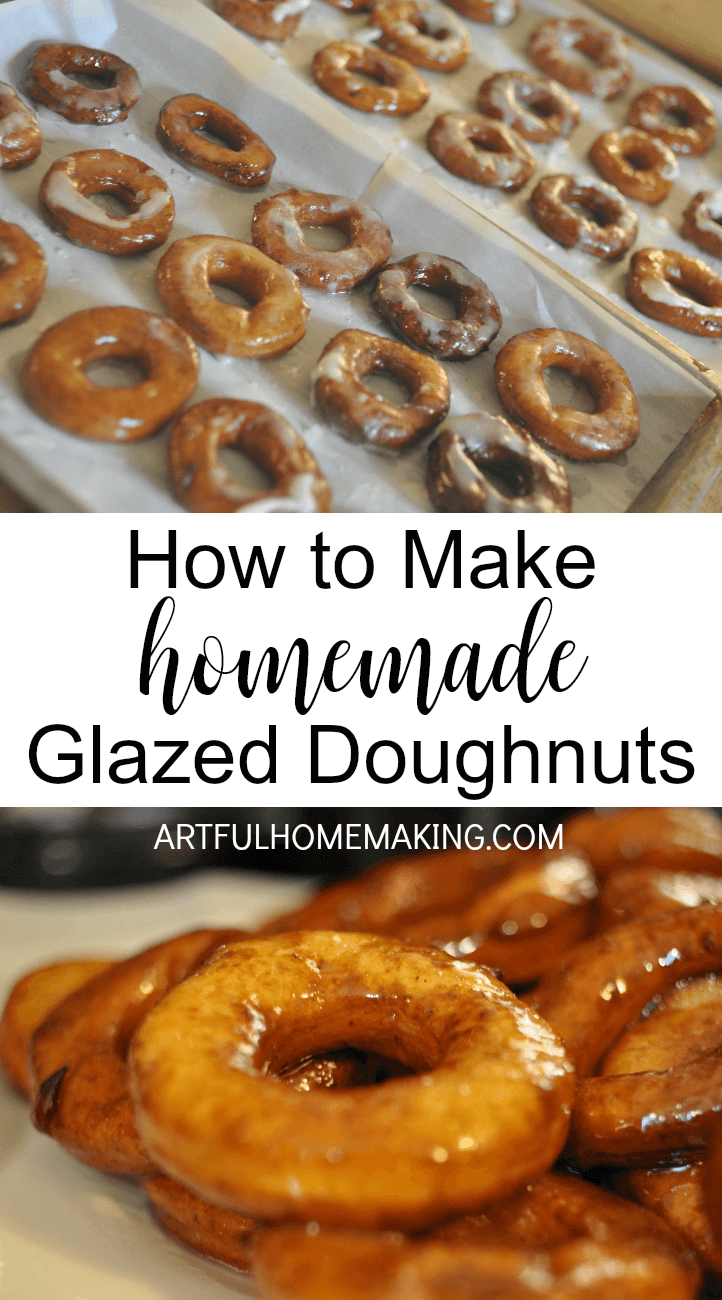 How to Make Homemade Doughnuts with a simple recipe!