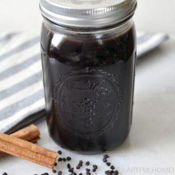Instant Pot Elderberry Syrup Easy Recipe